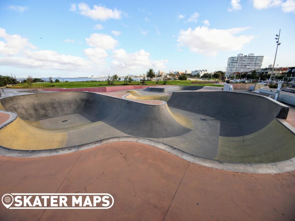 St Kilda Skatepark