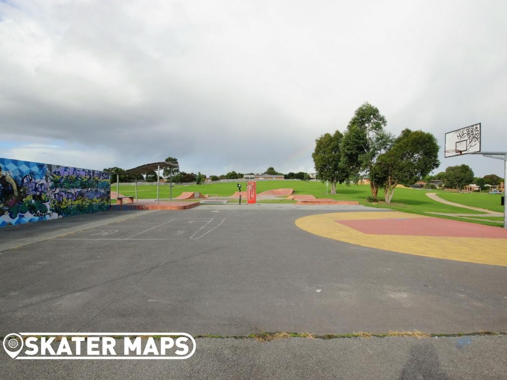 Carrum Downs Skatepark