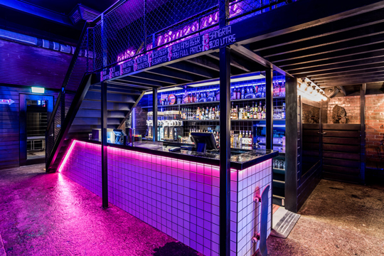 Beach Burrito Skate Bowl Melbourne Fitzroy Vic