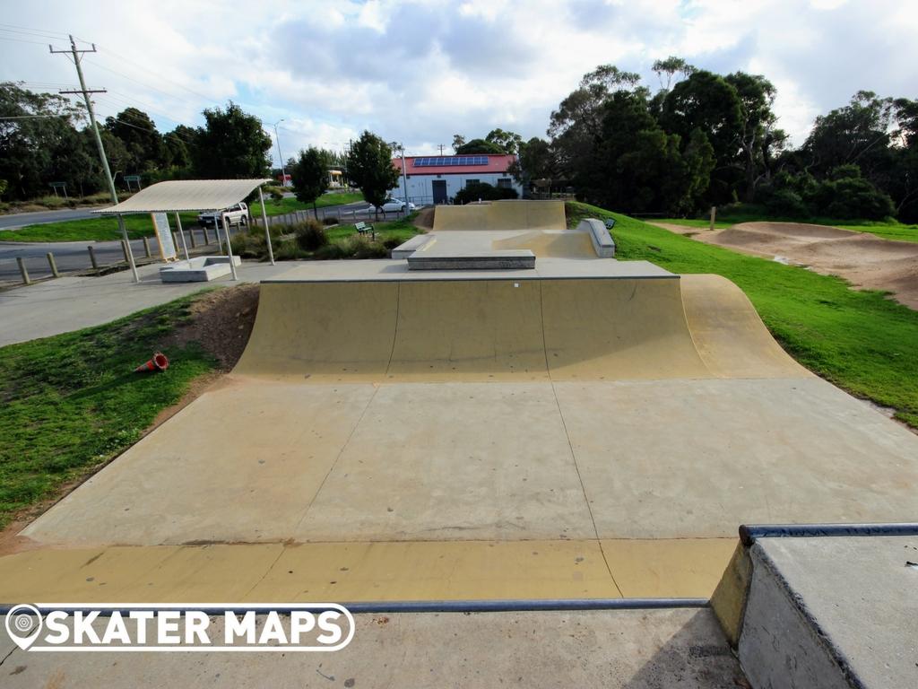 Langwarrin Skatepark
