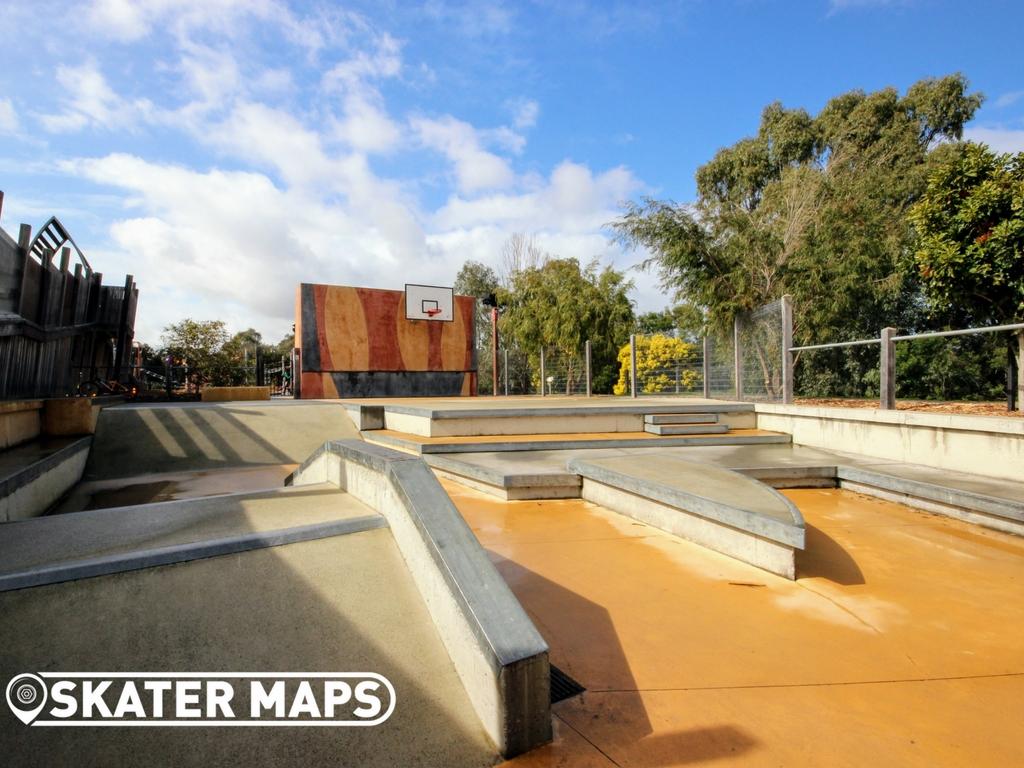 Markham Reserve Skatepark