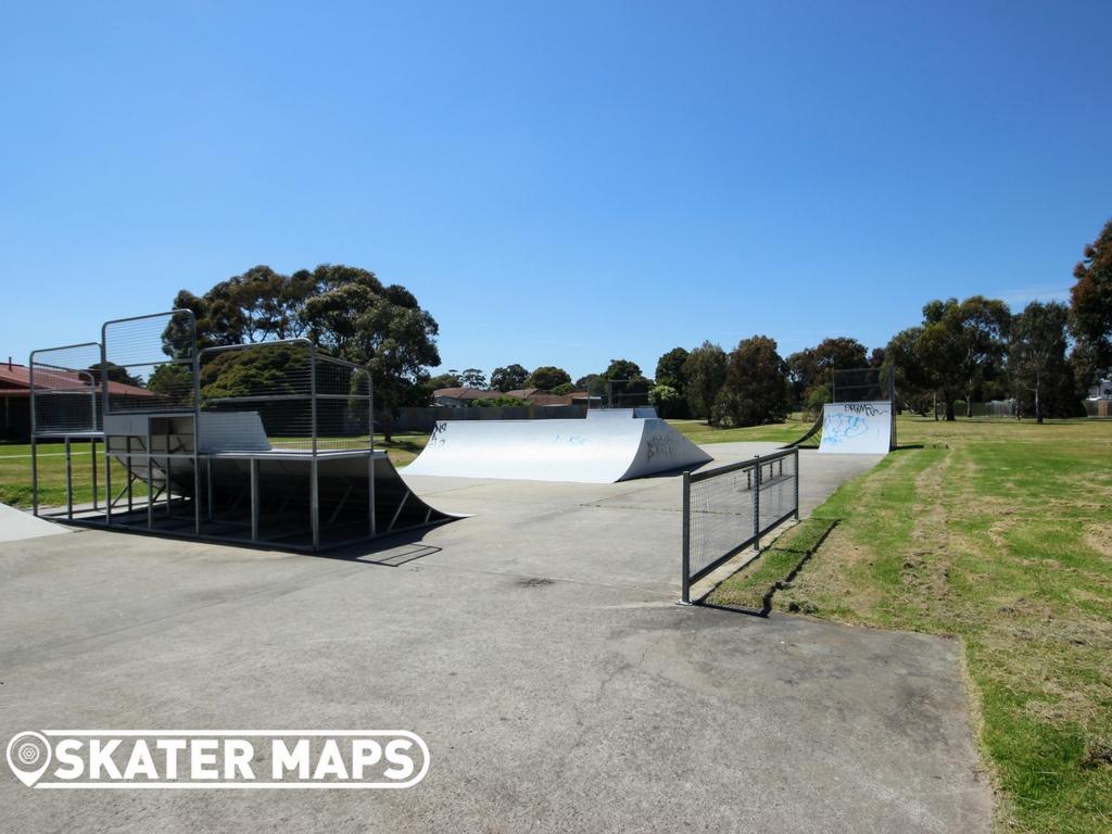 Merinda Park Skatepark
