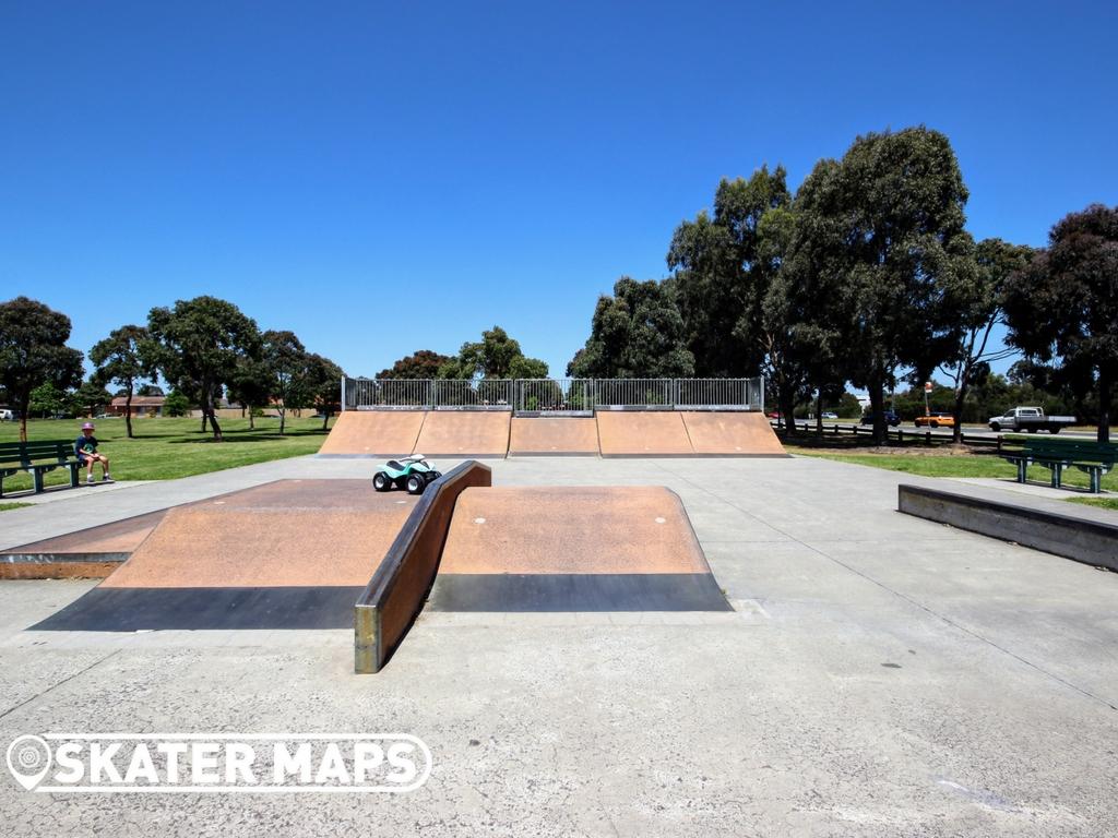 Narre Warren Skatepark