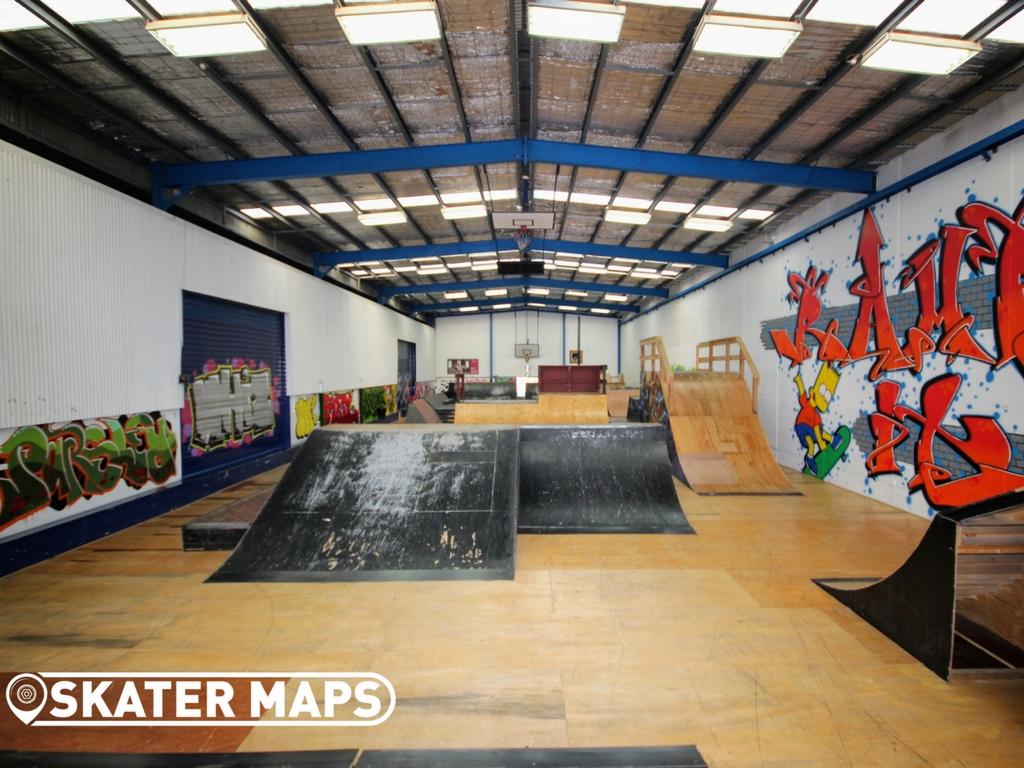 Rampit Indoor Skate Park