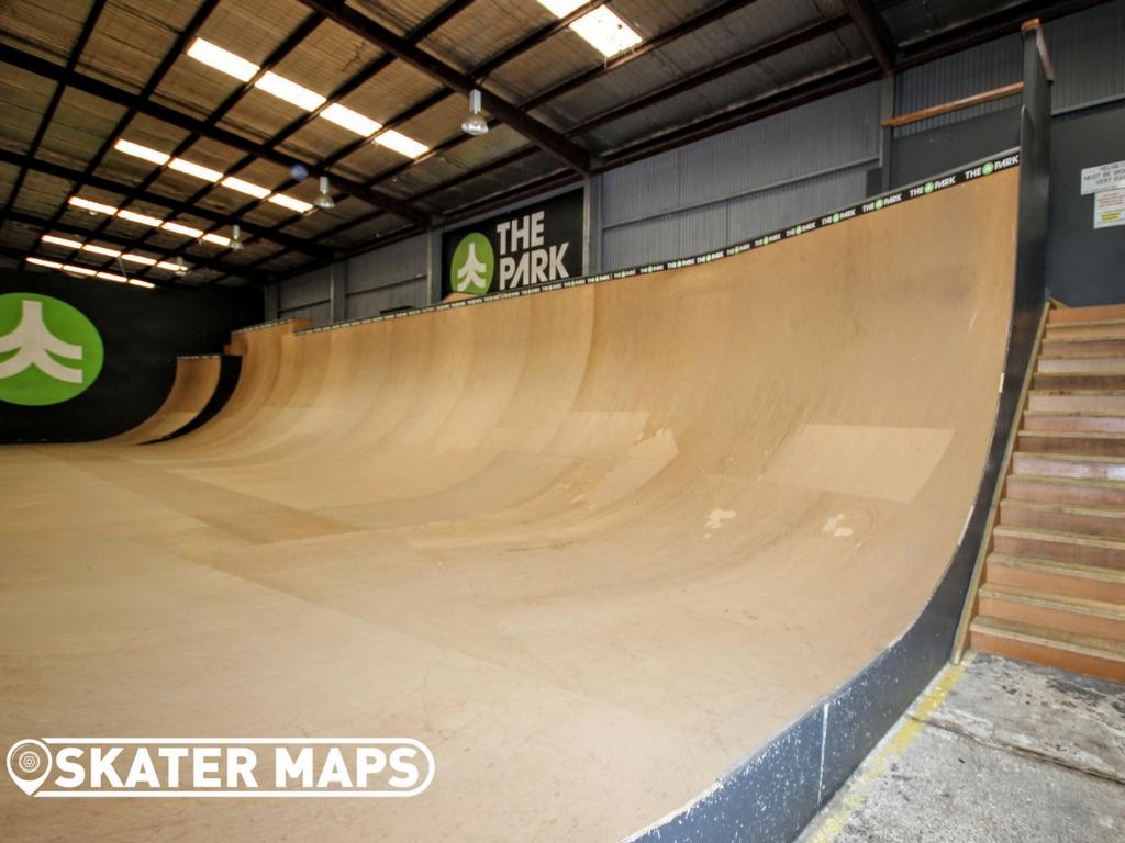 The Park Geelong Skatepark Indoor Private Undercover Skate Spot