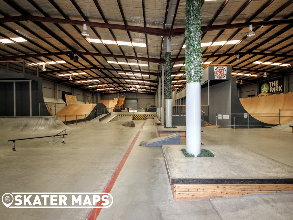 The Park Geelong Skatepark Indoor Private Undercover Skate Park