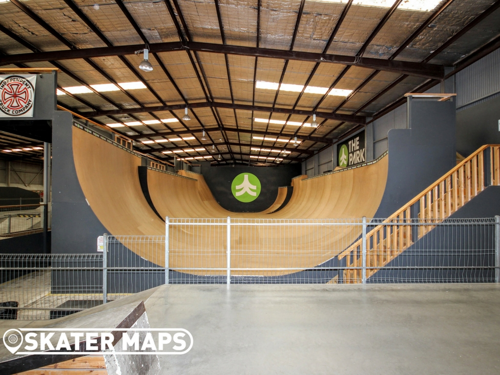 The Park Geelong Skatepark Indoor Private Undercover Skate Spot