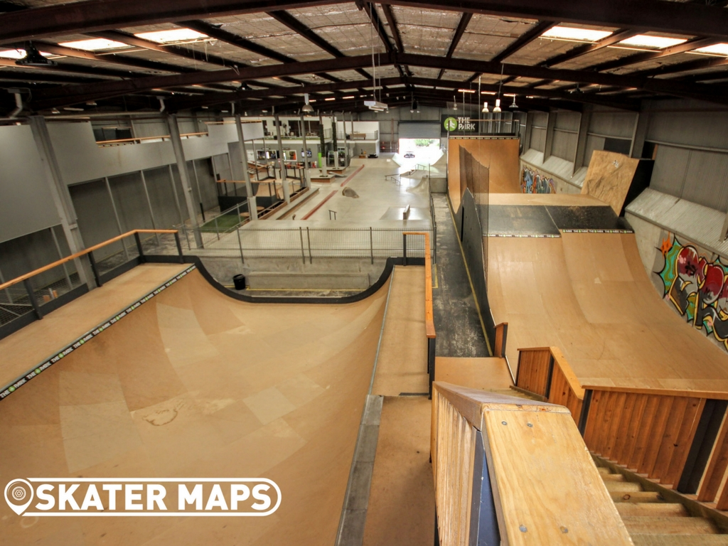 The Park Geelong Indoor Skatepark Vic