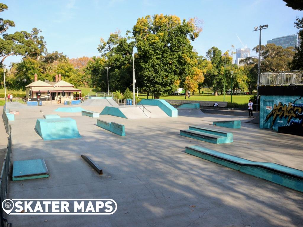 Riverslide Skatepark