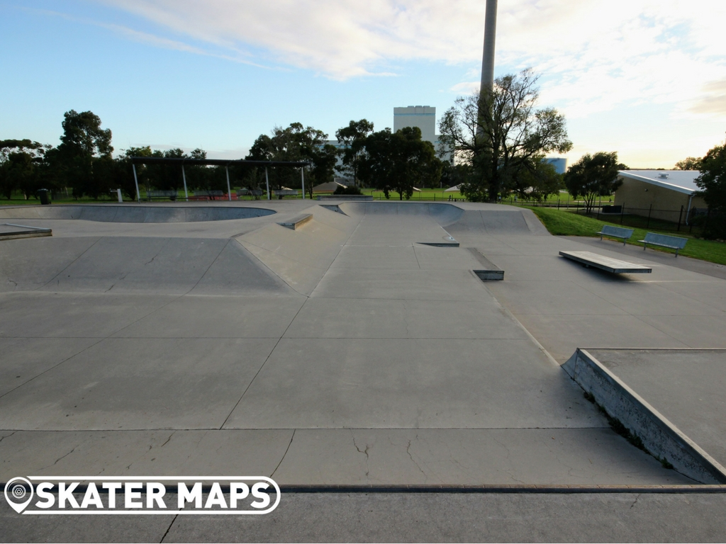 Newport Skatepark