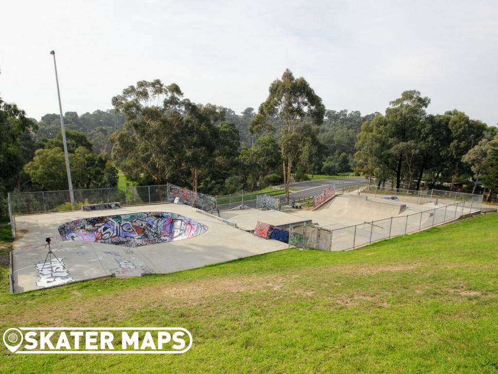 Greensborough Skatepark