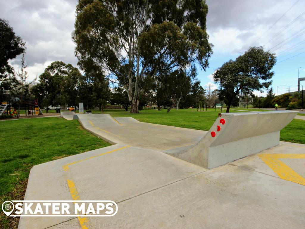 H A Smith Reserve Skatepark
