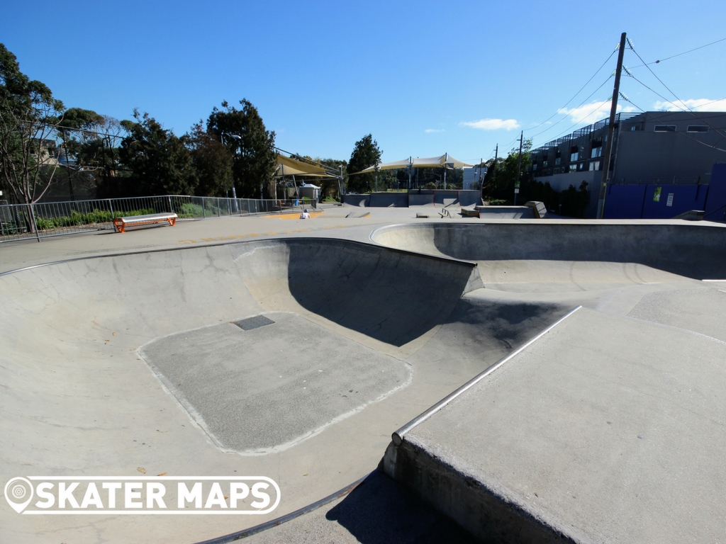 Junction BMX & Skate Park, Hawthorn Vic Melbourne Skateparks