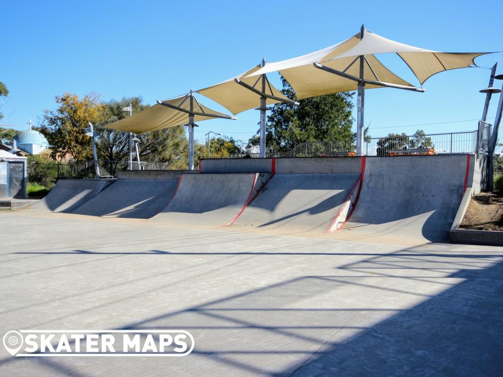 Junction BMX & Skate Park, Hawthorn Vic