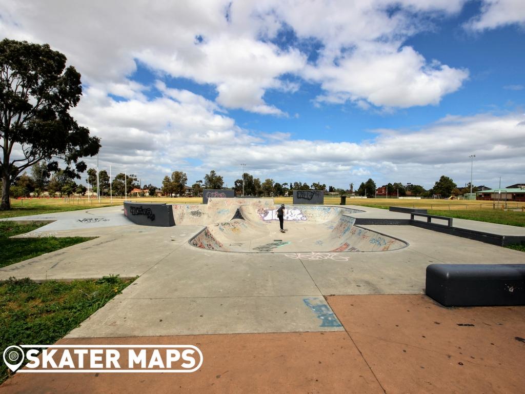 Deer Park Skate Bowl
