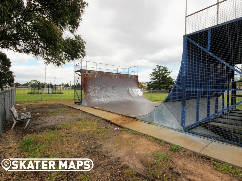 Spotswood Skate Ramp