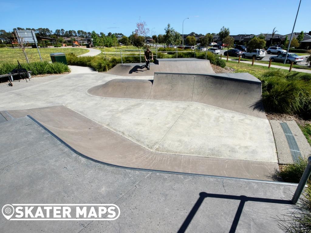 Ambrosia Estate Skatepark