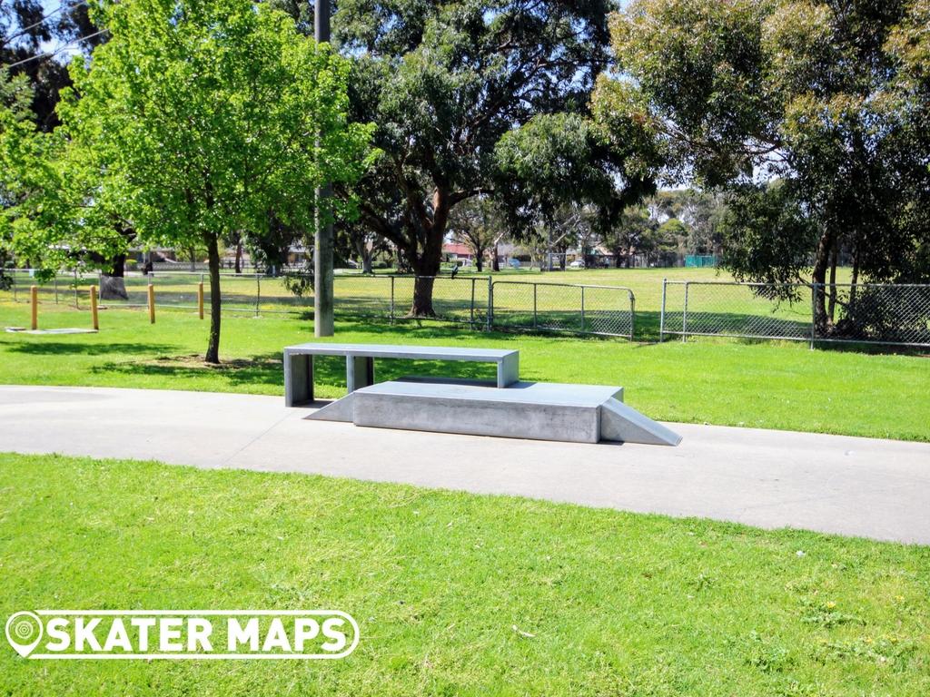 Cranbourne Ledges, Ray Perry Park Skatepark Melbourne Victoria