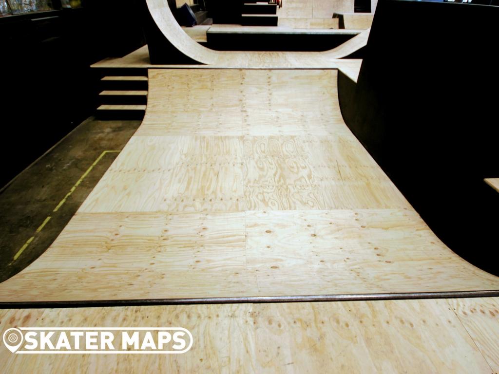Empire Ride & Equip Indoor Skatepark Melbourne   The Old Bunker