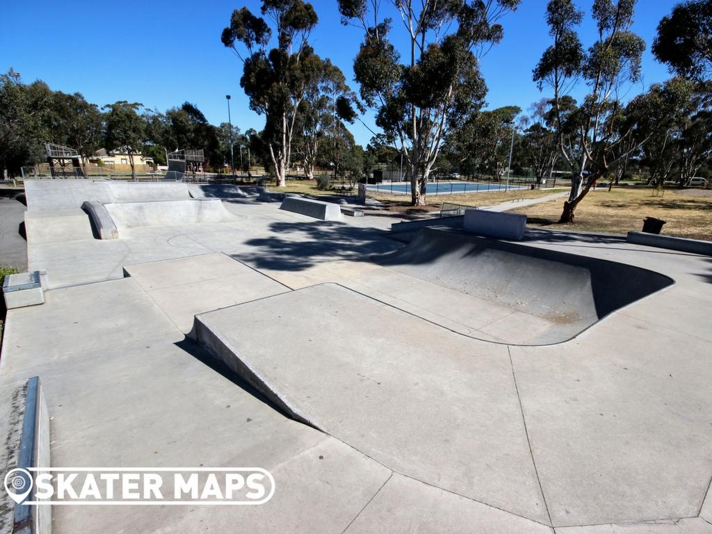 Melton Skatepark Melbourne Vic