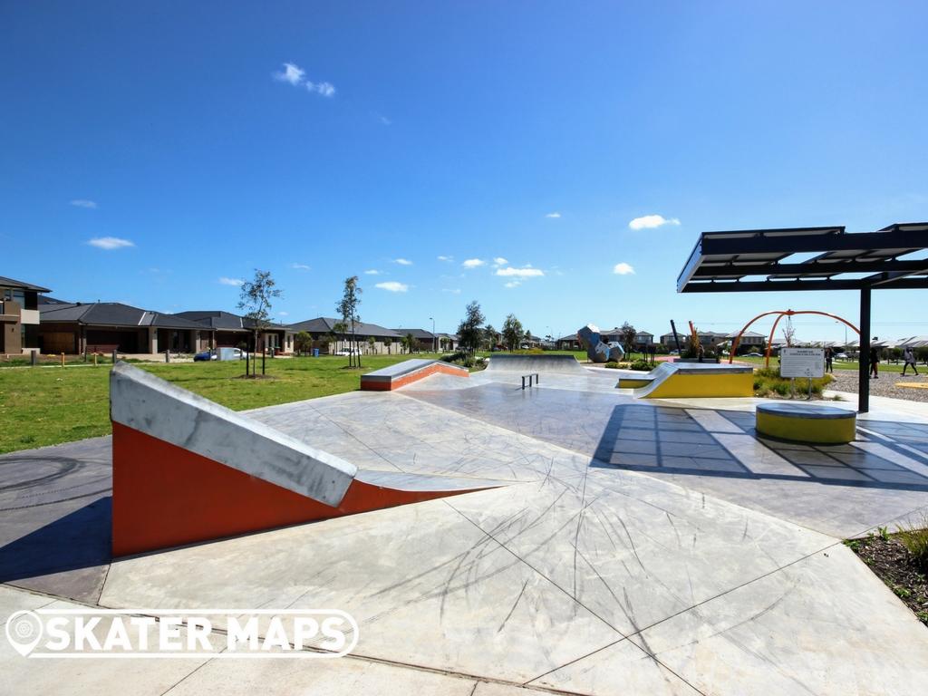 Quarters Skatepark