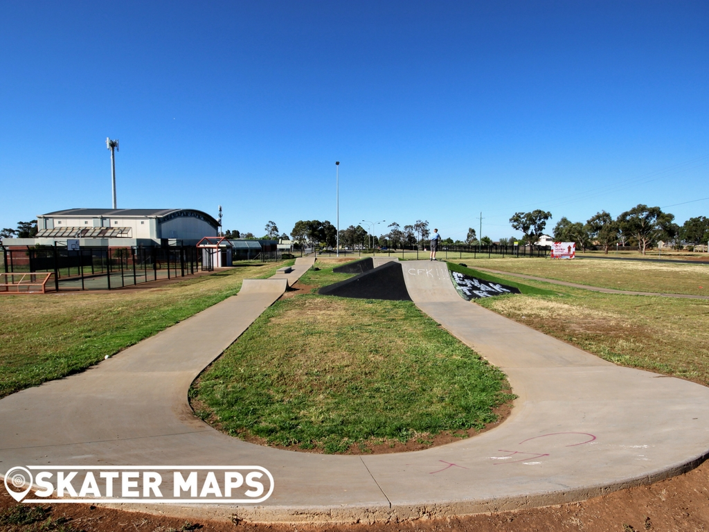 Vic Uni Skatepark