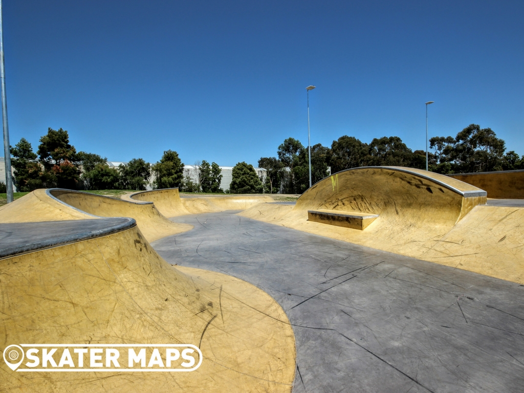 Box Hill Skatepark