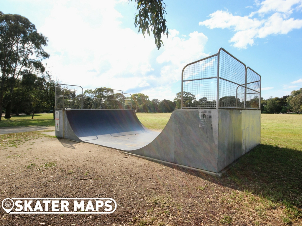 Bundoora Mini Ramp Skatepark, Bundoora, Melbourne, Vic