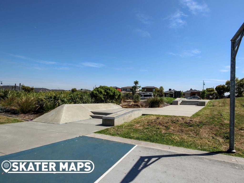 Cranbourne West Skatepark