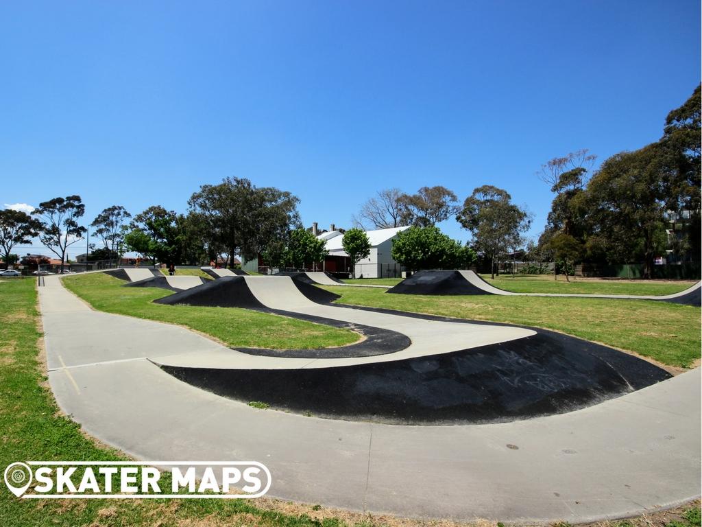 Dandenong BMX Park, Hemmings Park, Vic