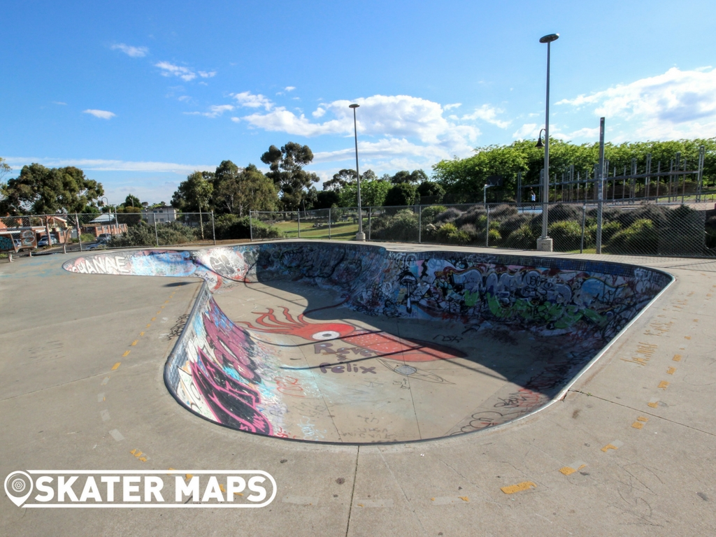 Northcote Skatepark
