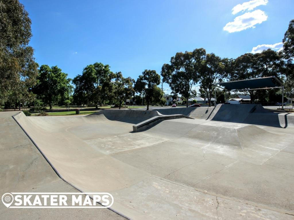 Wangaratta Skatepark