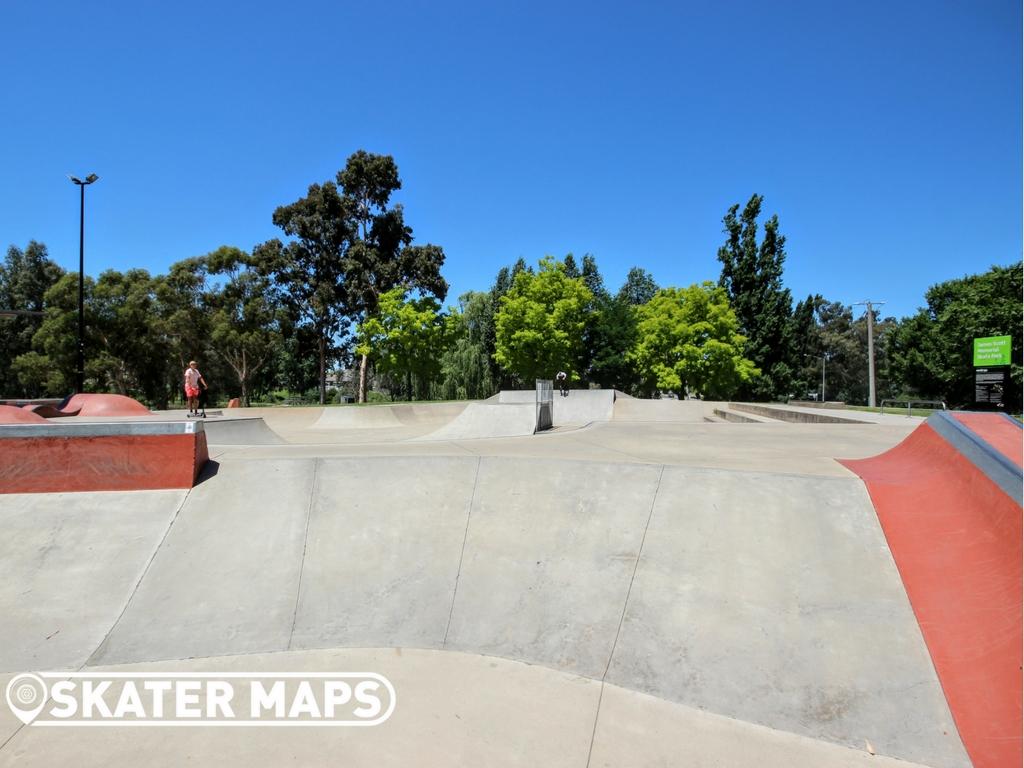 Wodonga Skatepark