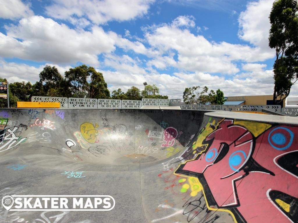 Brunswick Skatepark, Brunswick Melbourne Skateparks