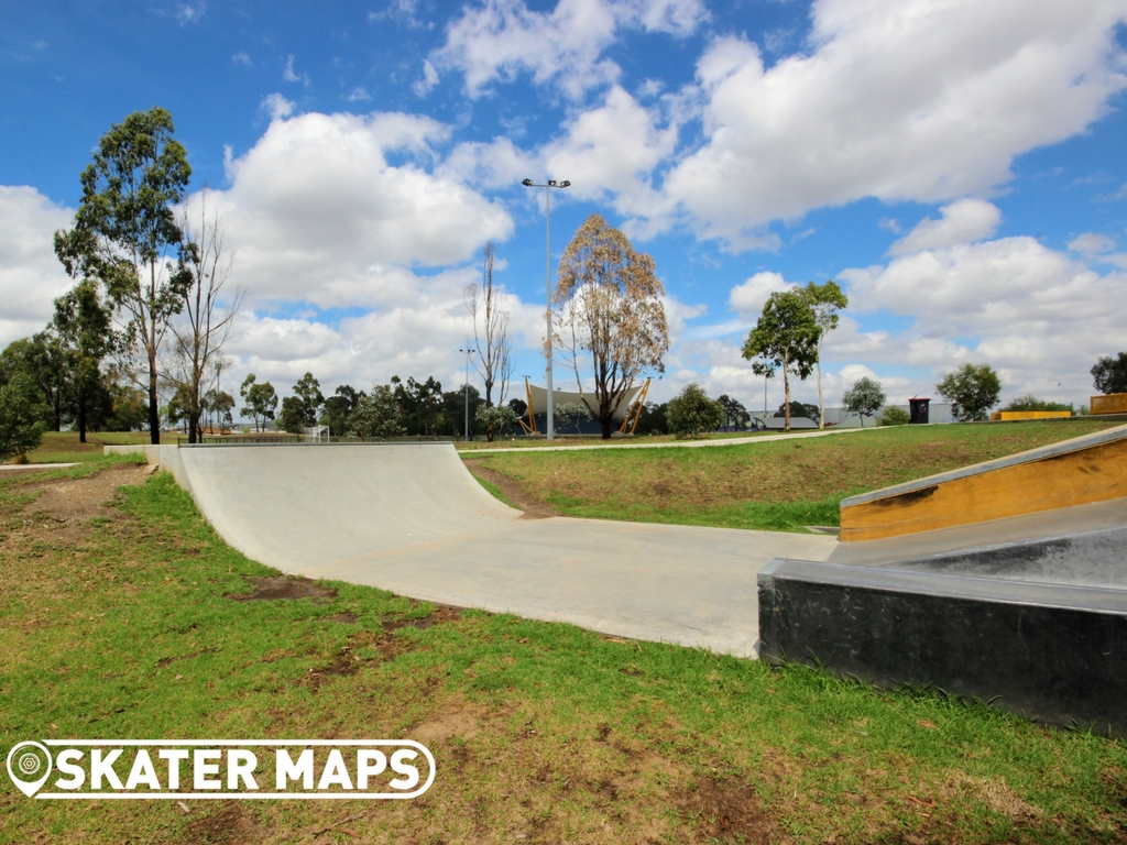 Brunswick Skatepark, Brunswick Melbourne