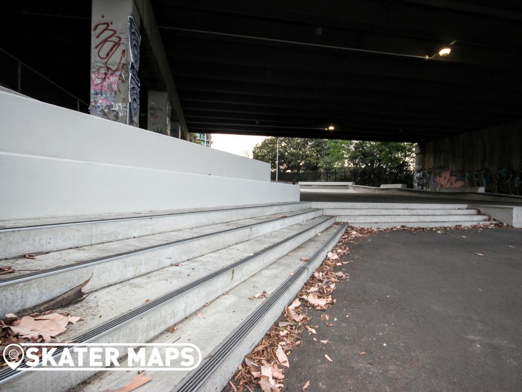 North Melbourne Skatepark