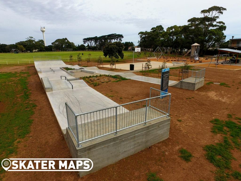 Werribee South Skatepark