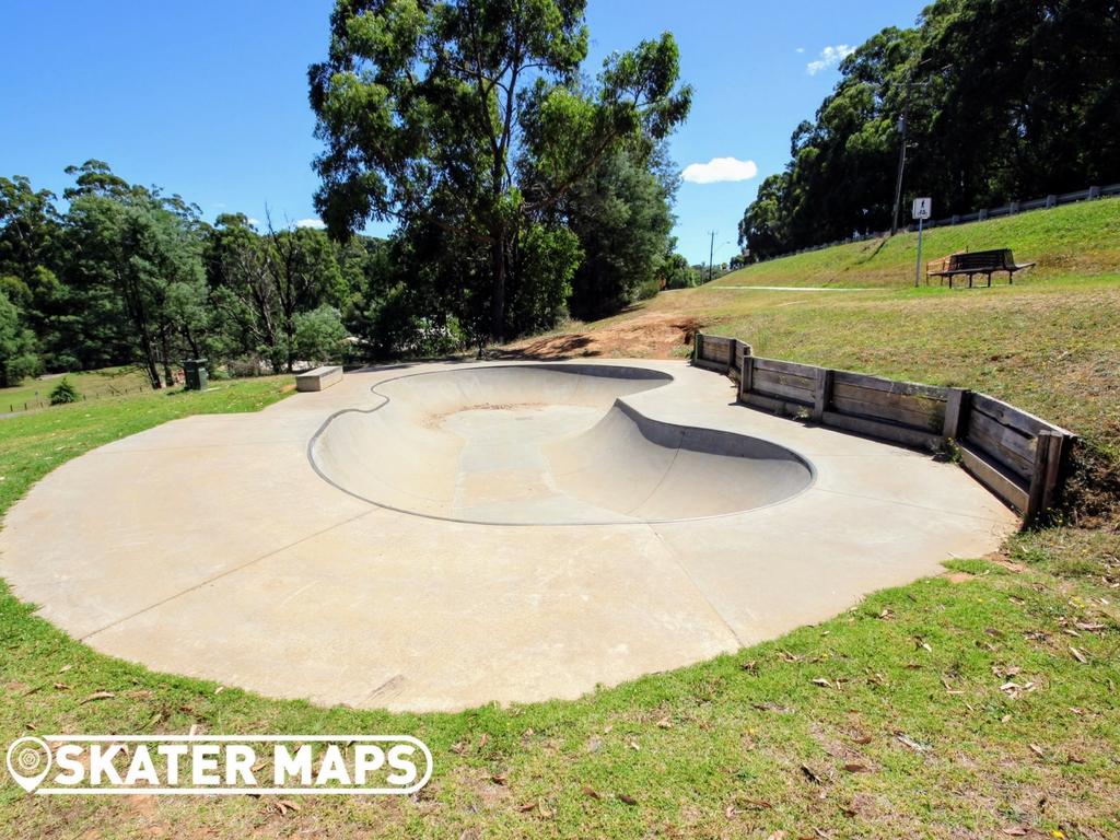 Cockatoo Skate Bowl