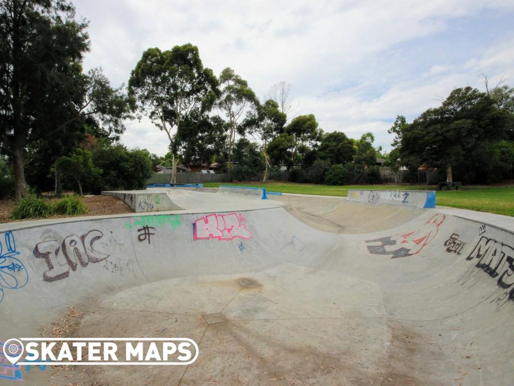 Bulleen Skate Bowl