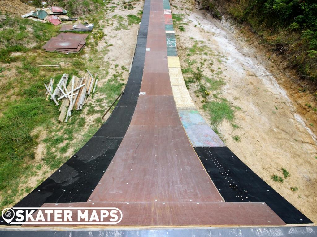 Mega Ranch Vert Ramp Vic Australia Huge Skateboard Ramps