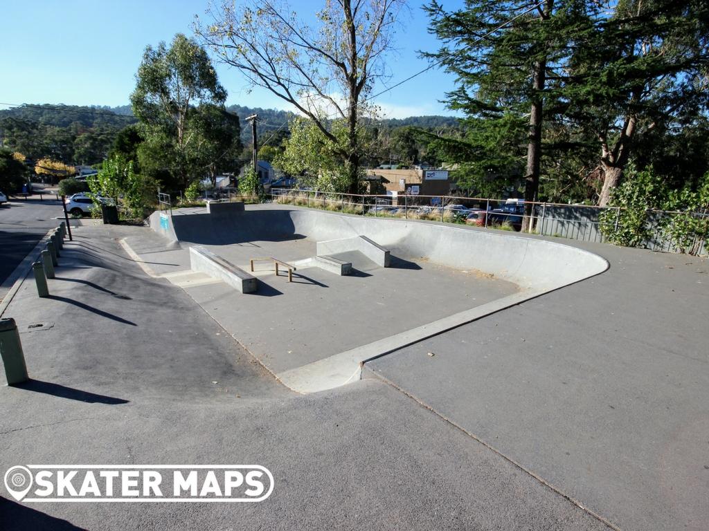 Upwey Skatepark