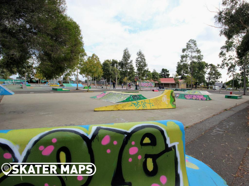 Reservoir Skatepark