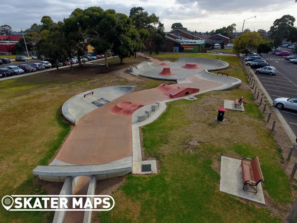 Fawkner Skatepark