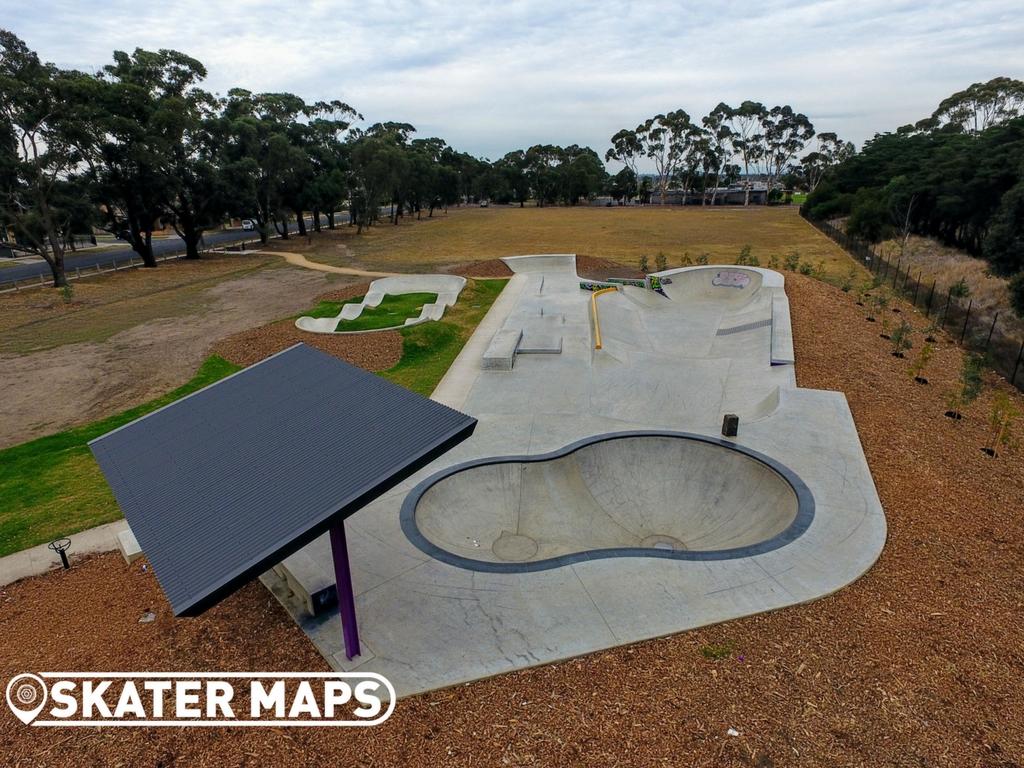 Glenroy Skatepark