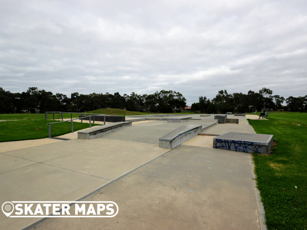 Skateparks in Laverton Vic