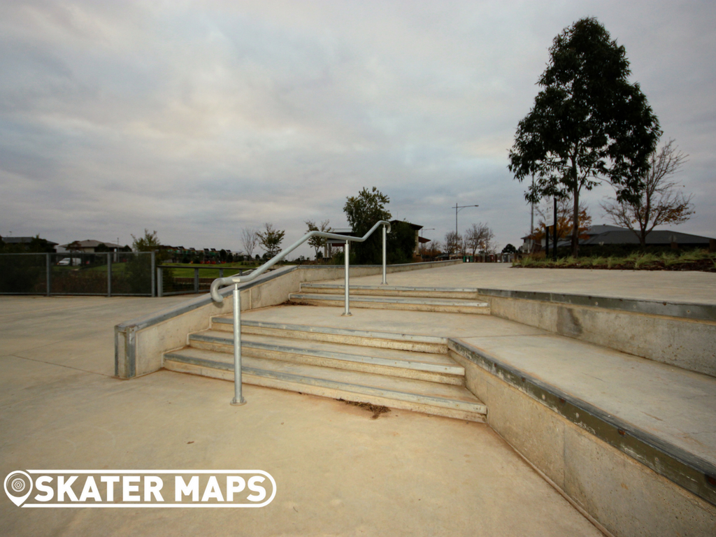 Riverwalk Skate Plaza