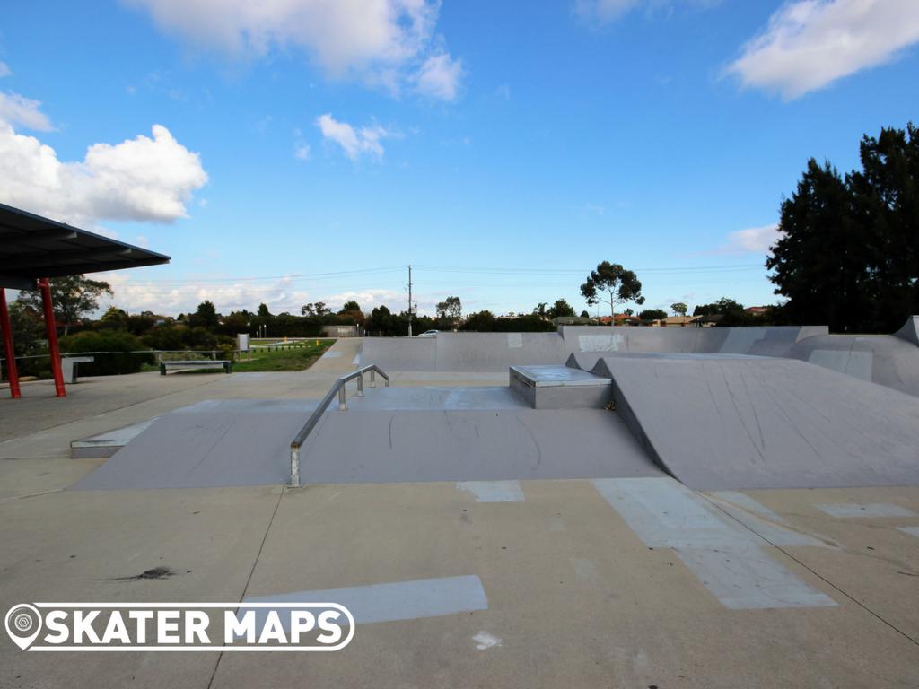 Epping Skatepark Melbourne Vic Skate Parks