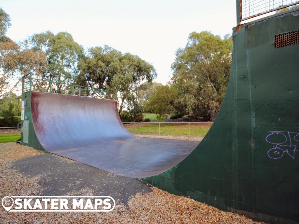Epping Vert Ramp Skate Park