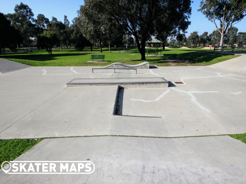 Heidelberg Skatepark, Melbourne Skate Parks
