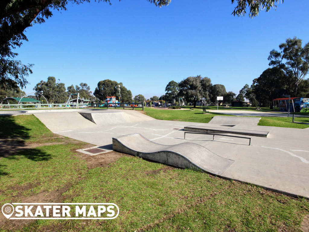 skate park Heidelberg Melbourne